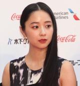 『第32回東京国際映画祭』レッドカーペットに登場した堀田真由 (C)ORICON NewS inc.