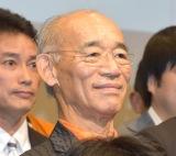 『訪れてみたい日本のアニメ聖地88』発表会に出席した富野由悠季 (C)ORICON NewS inc.