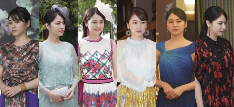 映画『コンフィデンスマンJP』第2弾より劇中に出てくるドレス姿の長澤まさみ(C)2020「コンフィデンスマンJP」製作委員会