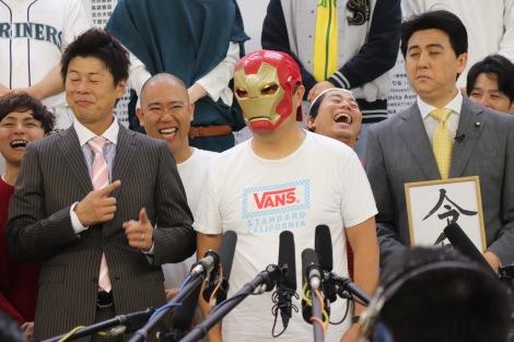 吉本坂46、2期生オーディション一次審査合格者発表の模様