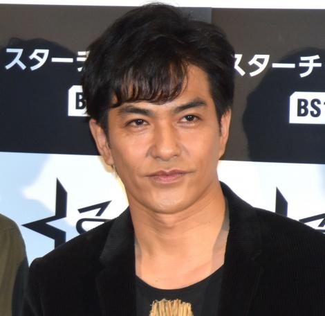 『第32回東京国際映画祭』内で行われたケーブルテレビ放送局『HBO Asia』のオリジナルホラー作品集『フォークロア』シリーズのQ&Aセッションに参加した北村一輝 (C)ORICON NewS inc.