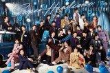 """『ハンサム』プロジェクトに(前列左から)三浦春馬と佐藤健の""""レジェンド""""が参加"""