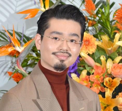 『スカパー!メディアラウンドテーブル2019・秋』に登壇したハマ・オカモト (C)ORICON NewS inc.