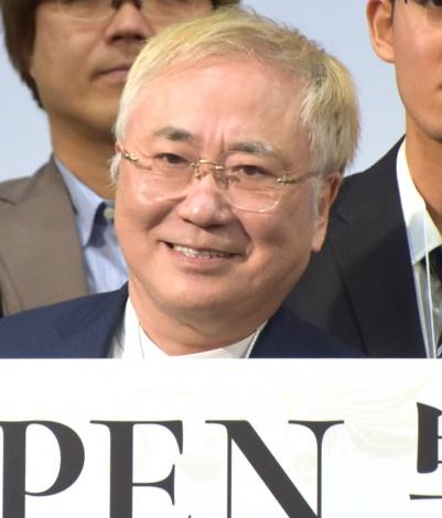総務省『OPEN異能vation 2019』プログラム授賞式に出席した高須克弥氏 (C)ORICON NewS inc.