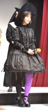 映画『屍人荘の殺人』ハロウィンイベントに出席した浜辺美波 (C)ORICON NewS inc.