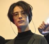 映画『HiGH&LOW THE WORST』の大ヒット御礼応援上映SPに登場した塩野瑛久 (C)ORICON NewS inc.