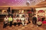 ハモ・オカモトと松岡茉優がMCを務める新音楽番組『新世紀ミュージック』(写真はBEYOOOOONDSゲストの11月18日放送回)