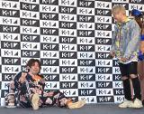 『K-1 WORLD GP 2019 JAPAN』横浜大会PRイベントの模様 (C)ORICON NewS inc.