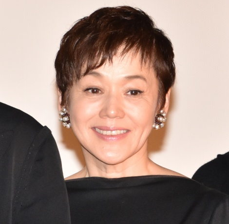 映画『影踏み』プレミア先行上映会に出席した大竹しのぶ (C)ORICON NewS inc.