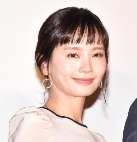 映画『影踏み』プレミア先行上映会に出席した中村ゆり (C)ORICON NewS inc.