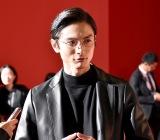 映画『カツベン!』の完成披露レッドカーペットイベントに登壇した高良健吾 (C)ORICON NewS inc.