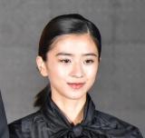 映画『カツベン!』の完成披露レッドカーペットイベントに登壇した黒島結菜 (C)ORICON NewS inc.