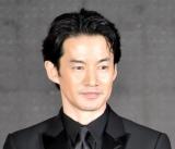 映画『カツベン!』の完成披露レッドカーペットイベントに登壇した竹野内豊 (C)ORICON NewS inc.