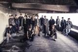 11月2日放送『COUNT DOWN TV』で新曲を披露するTHE RAMPAGE from EXILE TRIBE