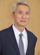 TBS新春ドラマ特別企画『あしたの家族』制作発表会に登壇した松重豊(C)ORICON NewS inc.