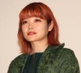 映画『IDOL—あゝ無情—』舞台あいさつに登場したセントチヒロ・チッチ (C)ORICON NewS inc.