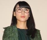 映画『IDOL—あゝ無情—』舞台あいさつに登場したハシヤスメ・アツコ (C)ORICON NewS inc.