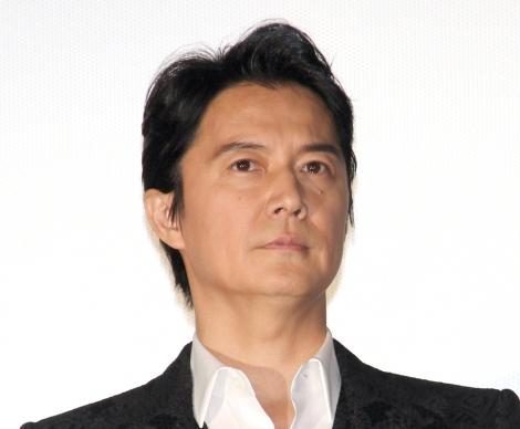 映画『マチネの終わりに』初日舞台あいさつに登場した福山雅治 (C)ORICON NewS inc.
