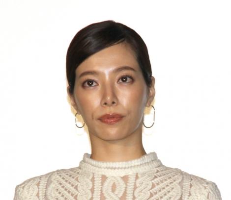 映画『マチネの終わりに』初日舞台あいさつに登場した桜井ユキ (C)ORICON NewS inc.