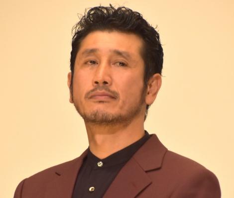 映画『閉鎖病棟』初日舞台あいさつに登壇した渋川清彦 (C)ORICON NewS inc.