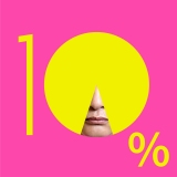 デジタルシングル第1弾「10%」