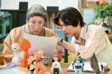 11月2日放送、BSプレミアム『なつぞらSP 秋の大収穫祭』スピンオフドラマ「とよさんの東京物語」より(C)NHK