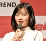 雑誌『日経トレンディ』が選ぶ「2020年 来年の顔」に選出された森七菜 (C)ORICON NewS inc.