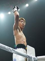 11月7日、『ワールド・ボクシング・スーパー・シリーズ(WBSS)』バンタム級決勝「井上尚弥 vs. ノニト・ドネア」をNHK-BS8Kで生中継(写真は井上尚弥、NHK提供)