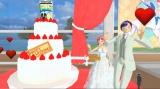 ふうふマート(世界初の夫婦Vチューバ—)=岡崎体育&ヤバイTシャツ屋さん、NHK総合の月1番組『テンゴちゃん』 11月のテーマは「アバター人生」(C)NHK