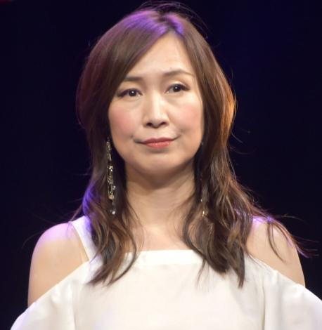 『2019LIVE FOR LIFE 音楽彩〜生きる為に生きる〜』公演前囲み取材に登壇した森口博子 (C)ORICON NewS inc.