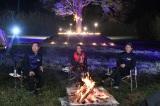 11月3日放送、テレビ朝日系『相葉マナブ』出身地・千葉と、デビュー20周年お嵐への思いを相葉雅紀(中央)が語る(C)テレビ朝日