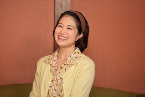 連続テレビ小説『スカーレット』第5週・第26回。あき子(佐津川愛美)(C)NHK