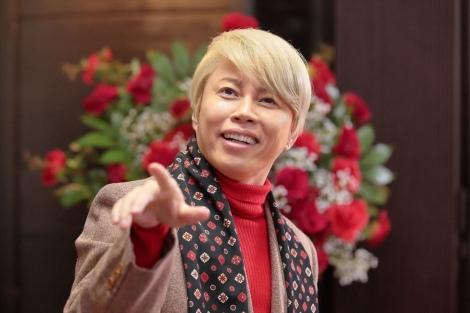 連続テレビ小説『スカーレット』第5週・第29回。ジョージ富士川(西川貴教)(C)NHK