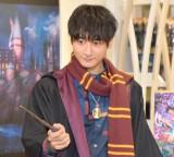 『魔法ワールドフェア at Shibuya Hikarie ShinQs』オープニング記念イベントに登場した小関裕太 (C)ORICON NewS inc.