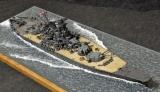 作品:1/350戦艦「大和」/制作:渡辺真郎氏/ブログ(HIGH-GEARedの模型と趣味の日常)「艦船模型スペシャル No71」掲載作例