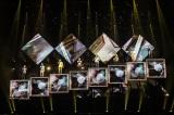 "『SUPER JUNIOR WORLD TOUR ""SUPER SHOW 8: INFINITE TIME"" in JAPAN』より 撮影/田中聖太郎写真事務所"