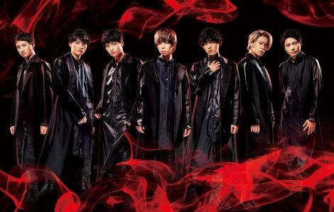 新曲「Edge of Days」を11月13日に発売するKis-My-Ft2