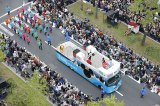 『御堂筋オータムパーティー2019 御堂筋ランウェイ』の模様