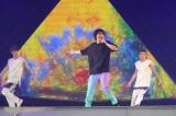 アリーナツアー『DAICHI MIURA LIVE TOUR 2019-2020 COLORLESS』のファイナルを迎えた三浦大知