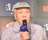 Netflixオリジナルシリーズ『深夜食堂-Tokyo Stories Season2-』の配信記念スペシャルイベントに登壇した不破万作