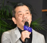 Netflixオリジナルシリーズ『深夜食堂-Tokyo Stories Season2-』の配信記念スペシャルイベントに登壇した松岡錠司監督