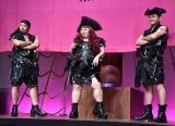 全身脱毛サロン『KIREIMO(キレイモ)』新テレビCM&新キャンペーン発表会に出席した(左から)大悟、渡辺直美、ノブ (C)ORICON NewS inc.
