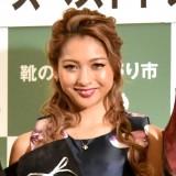 『第12回 日本シューズベストドレッサー賞』授賞式に出席したゆきぽよ (C)ORICON NewS inc.