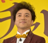 Mizkan『味ぽん55周年 Let's チャレぽん PARTY!』発表会に出席したムロツヨシ (C)ORICON NewS inc.