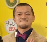 Mizkan『味ぽん55周年 Let's チャレぽん PARTY!』発表会に出席したカミナリ・竹内まなぶ (C)ORICON NewS inc.