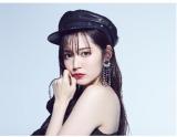 花王「キュレル」肌からのメッセージ動画広告に出演した鈴木愛理