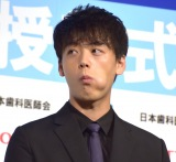 『ベストスマイル・オブ・ザ・イヤー2019』授賞式に出席した竹内涼真 (C)ORICON NewS inc.