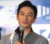 「いい刃の日」貝印創業111周年イベントに出席した伊勢谷友介 (C)ORICON NewS inc.
