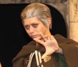 舞台『魔術士オーフェンはぐれ旅-牙の塔編-』の公開ゲネプロ&囲み取材に出席した末野卓磨 (C)ORICON NewS inc.