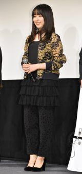 映画『殺さない彼と死なない彼女』公開直前イベントに登壇した桜井日奈子 (C)ORICON NewS inc.